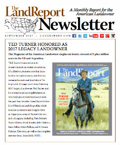 Land Report September 2017 Newsletter
