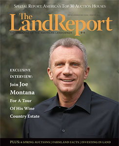The Land Report Spring 2011 issue