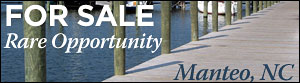 Manteo For Sale