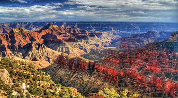Grand Canyon Lands Withdrawn from New Claims