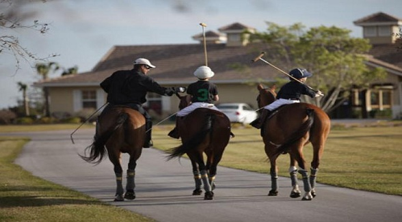 For Sale: Florida's Hobe Sound Polo Club