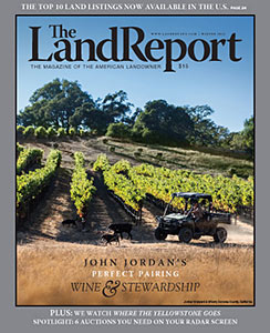 Land Report Cover Winter 2012