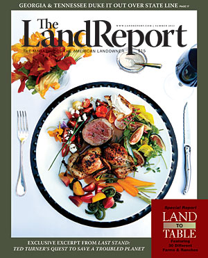 Land Report Summer Issue 2013
