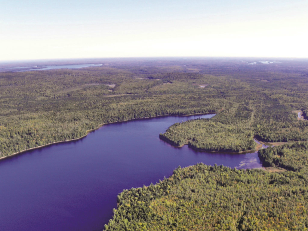 "This Washington County property borders the East Machias River not far from the international border in country Mainers call ""downeast."" It's a..."