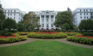 World-class shopping, fine dining, and golf are just minutes away at The Greenbrier Resort.