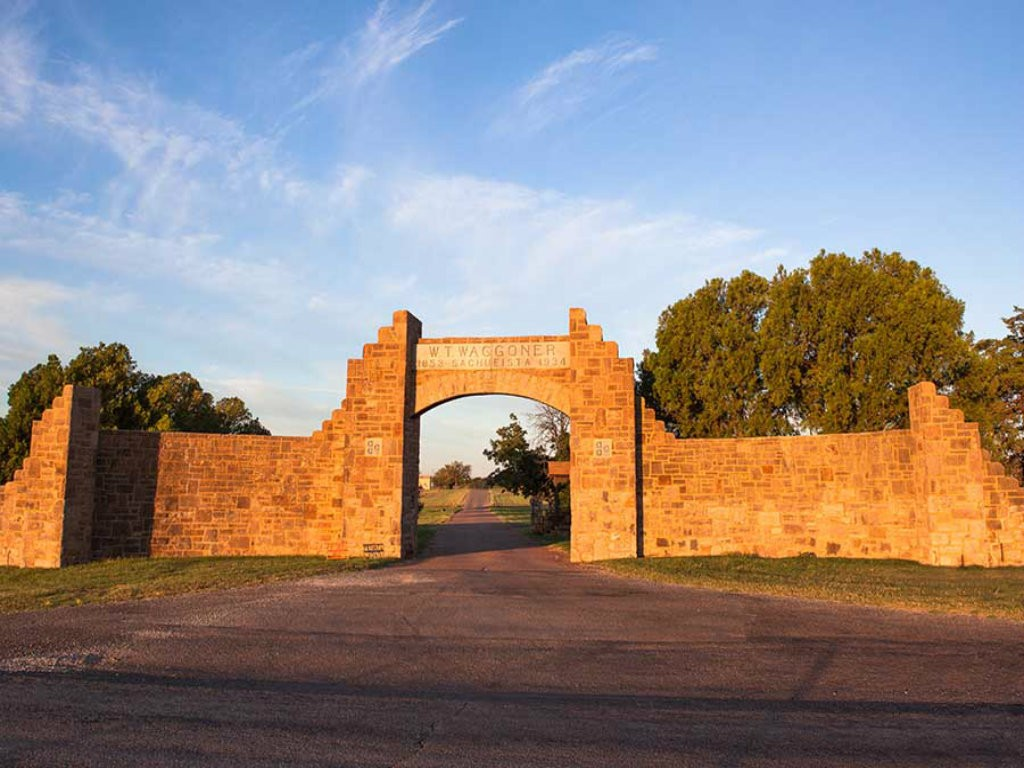 Texas's largest ranch behind one fence changes hands for the first time since 1849. – The Editors SOLD! W.T. Waggoner Ranch (Texas): $725 million...
