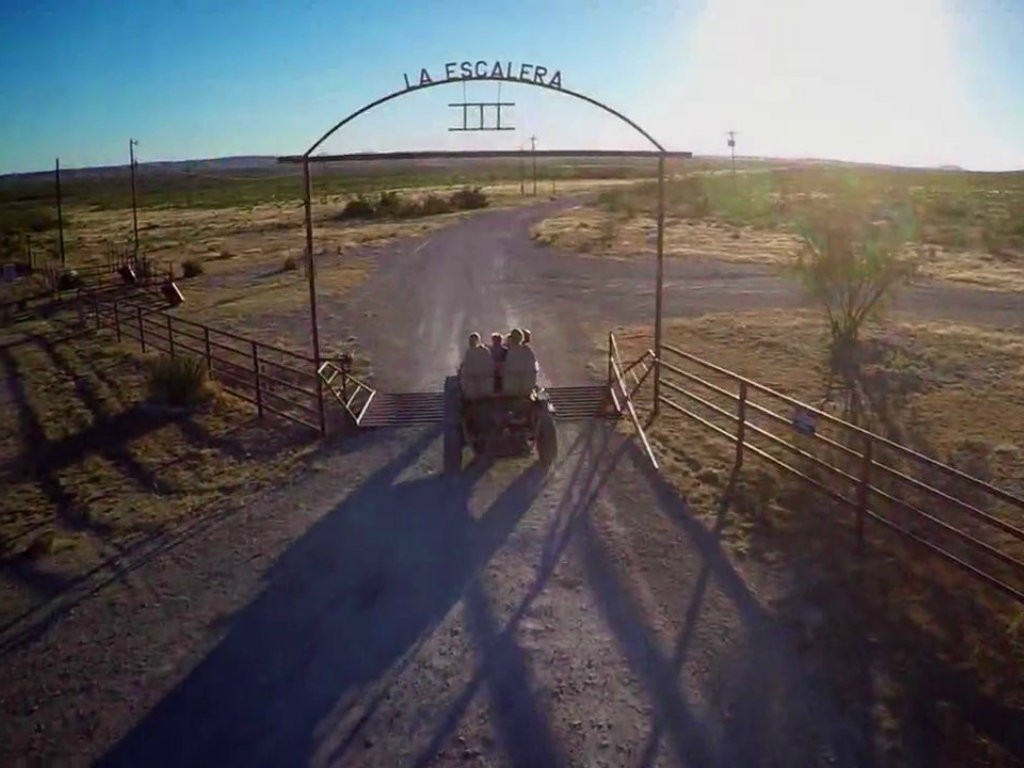 No. 33 Lyda Family 260,035 acres The Lydas' La Escalera Ranches are both in Texas and include 229,635 acres near Fort Stockton and 30,400...