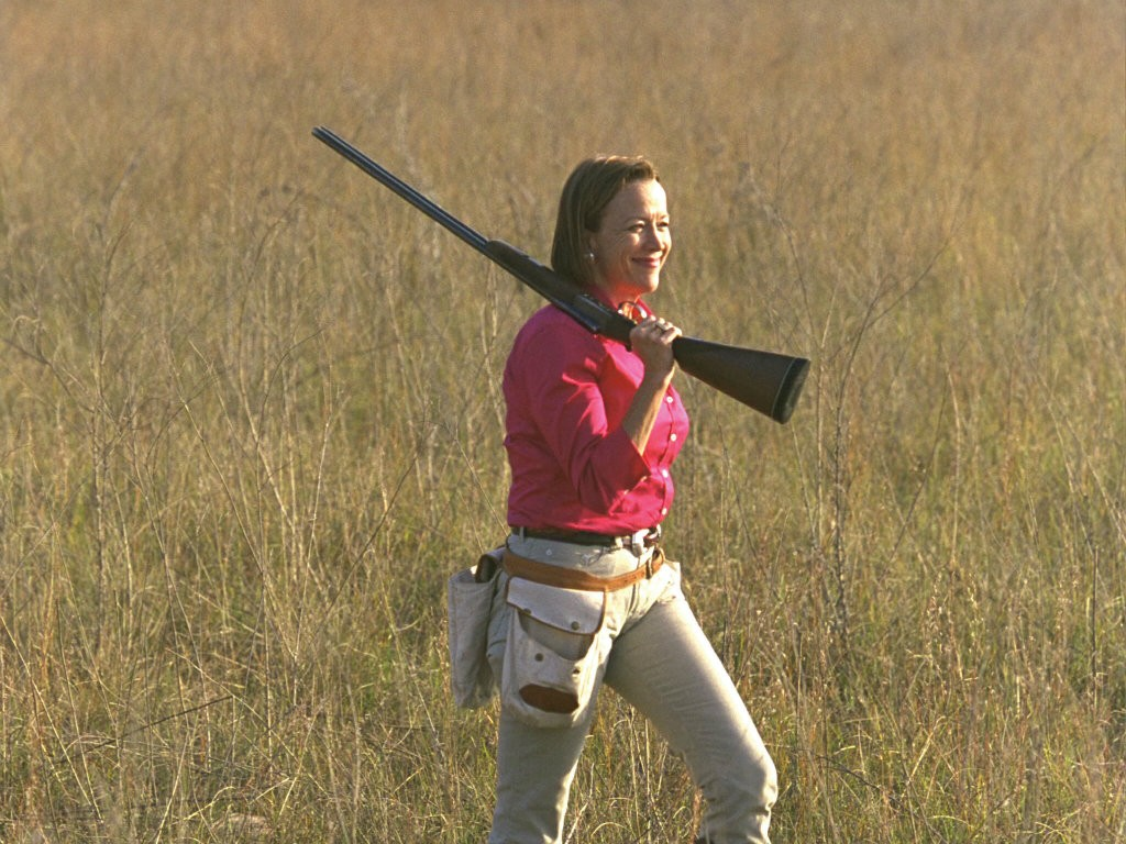 This Texan is committed to the land – and landowners. Fifth-generation Texan Katharine Armstrong is a straight shooter — in more ways than one....