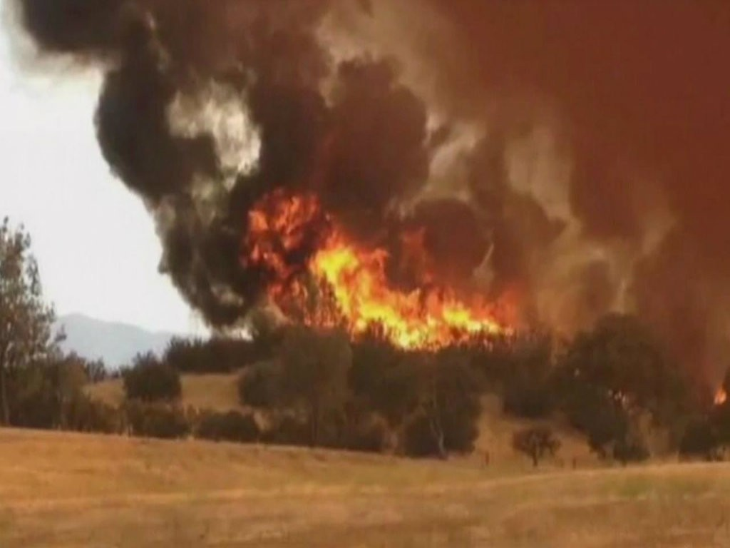 Agriculture Secretary Tom Vilsack announced that wildfires burned a record 10,125,149 acres across the United States last year. The 2015 total...