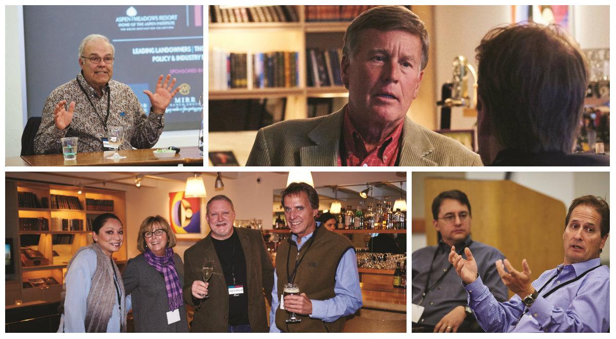 Upper Left: Wayne Fahsholtz. Upper Right: John Watson. Bottom Left: Silvia Rider, Janet Lee, Eddie Lee Rider Jr., Paul Lee. Bottom Right: Russell Kemp, Ken Mirr.