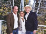 Kenyon Fields, Mary Conover, Ken Salazar
