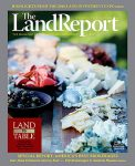 LAND REPORT SUMMER 2016