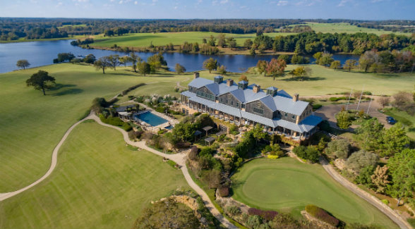 For Sale 2 500 Acre East Texas Resort The Land Report