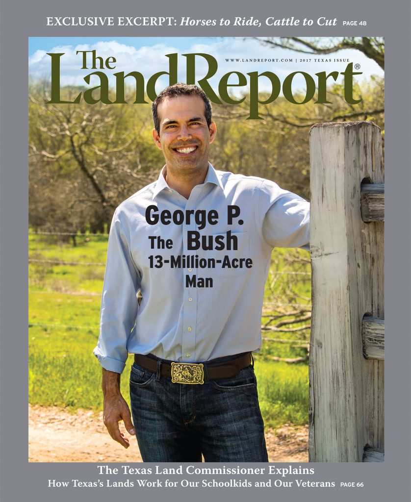 THE LAND REPORT | TEXAS 2017 - cover