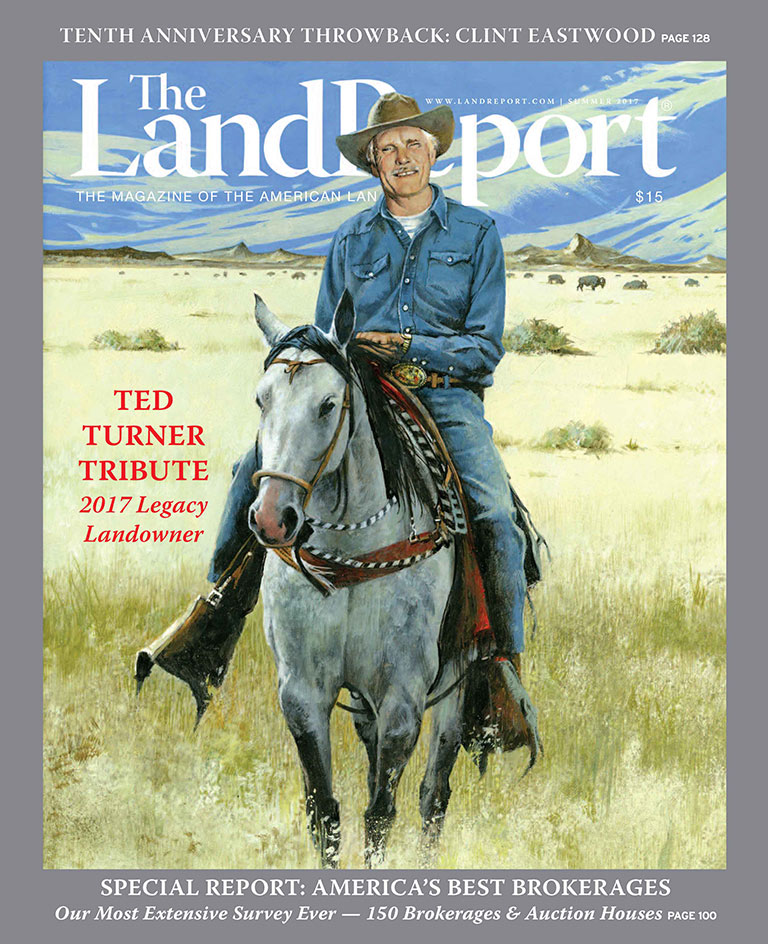 The Land Report Summer 2017 issue