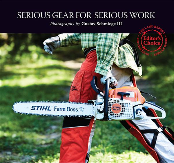 Essentials: Stihl Farm Boss