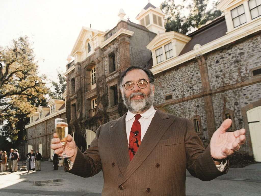 When five-time Academy Award winner Francis Ford Coppola first saw the Inglenook Estate in the Napa Valley, he immediately put in a bid to buy it....