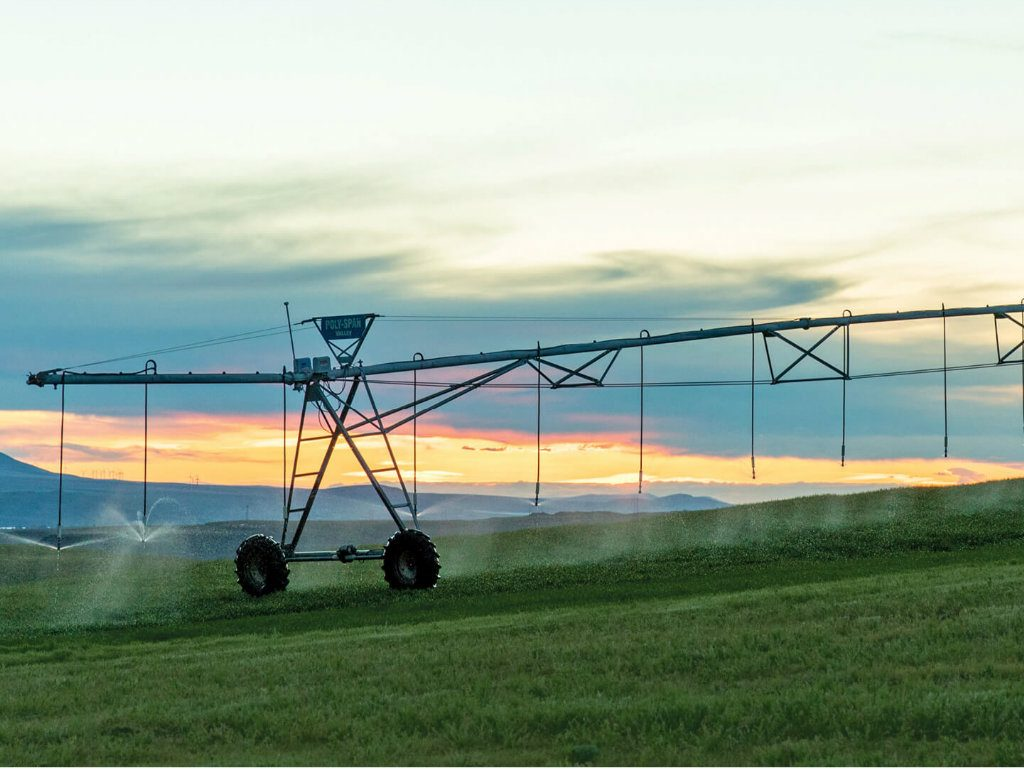 The sustainable farmland investment fund beat out all comers to acquire Weidert Farm, a 6,000-acre agricultural powerhouse in Washington's Walla...