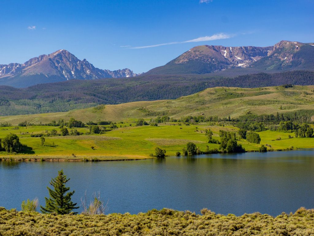 Situated along the western shore of Green Mountain Reservoir, the Knorr Ranch ranks as one of the largest unencumbered landholdings in Colorado's...