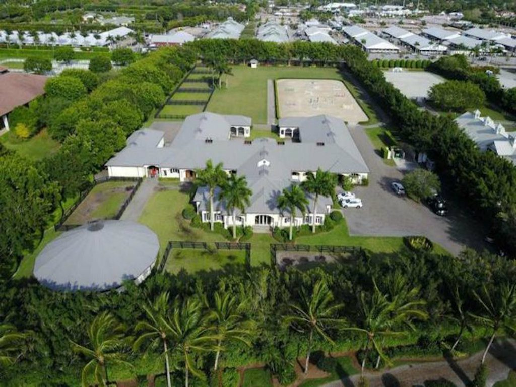 Just days after defeating incumbent governor Bruce Rauner, J.B. Pritzker closed on a 6.44-acre, $12 million equestrian estate in Palm Beach County....