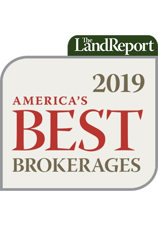 The Land Report | 2018 America's Best Brokerages