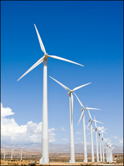 Pickens says the United States is the \'Saudi Arabia of wind.\'