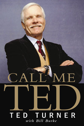 "Ted Turner details his love of land in the new book ""Call Me Ted"""