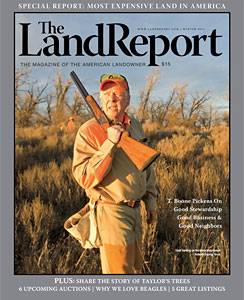 Land Report Winter Issue 2011
