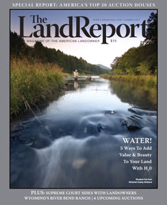 Land Report Summer Issue 2012