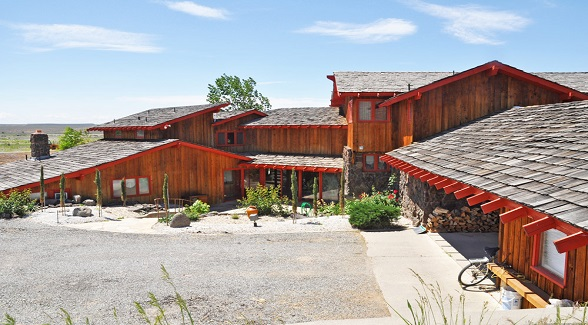 Three Property Estate in Idaho's Geothermal Mineral Hot Springs