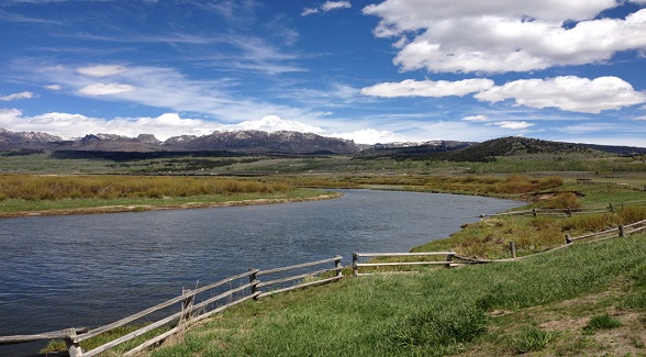 For Sale: Wyoming's Carney Ranch