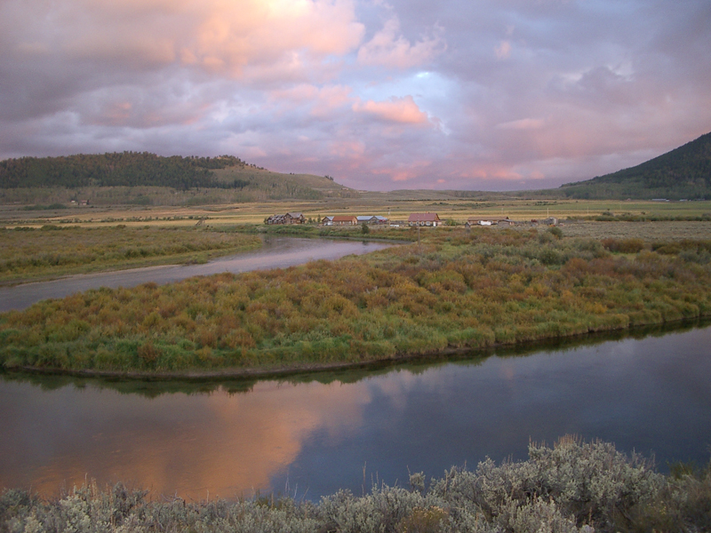 For Sale: Wyoming's Carney Ranch | The Land Report