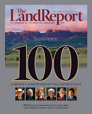 Land Report Fall 2013