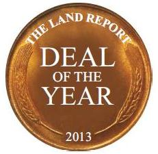 The Land Report 2013 Agriculture Deal of the Year: Hager Farm