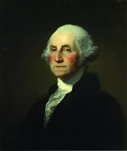 Thanks in large measure to his prowess as a surveyor, the Father of Our Country was a seasoned landowner. He reportedly surveyed the Natural Bridge in 1750.