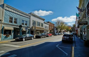 "Picturesque Lewisburg was voted ""America's Coolest Small Town."""