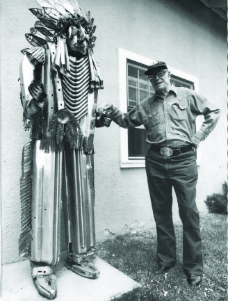 The inimitable Malcolm Forbes generously shared his landmark Southern Colorado ranch as well as his legendary art collection.