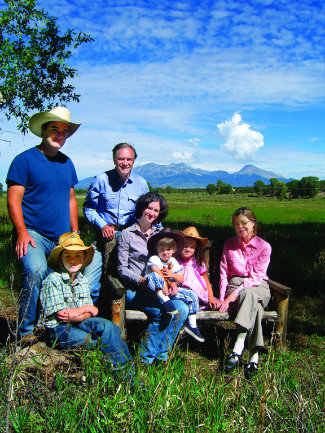 A love of the American West has long been a hallmark of the Forbes family.