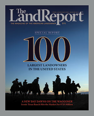 The Land Report 100 Winter 2014