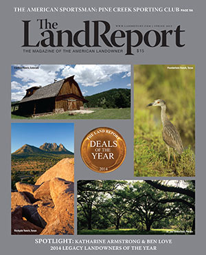 Land Report Spring 2015