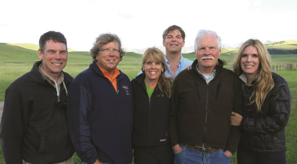 Rhett Turner, Teddy Turner, Laura Turner Seydel, Beau Turner, Ted Turner, and Jennie Turner Garlington serve as trustees for the Turner Foundation and Turner Endangered Species Fund, which are dedicated to environmental issues, including biodiversity preservation and restoration of imperiled species.