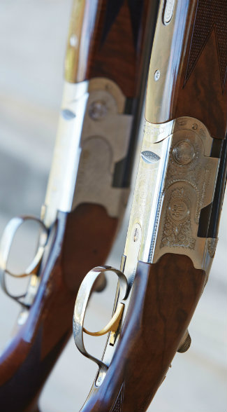 Leave your gear at home. Pine Creek's well-stocked gun room offers everything from Beretta over-and-unders to wingshooting instruction from club pro Steve Middleditch.