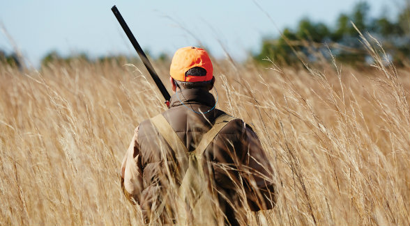In addition to its champion sporting clays course, this Central Florida members-only club offers guided quail hunting, Osceola turkey hunting, walk-up pheasant hunting, dedicated dove fields, and wild hog hunts.