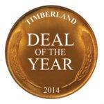 TIMBERLAND COIN 2014