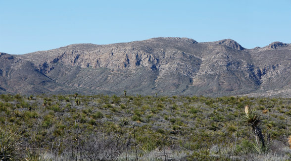 Geologists from around the world journey to the westernmost part of the Lone Star State to study the Marathon Uplift, a standout feature visible from the Persimmon Gap Ranch.