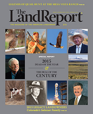 The Land Report Spring 2016