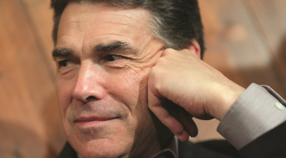 Rick Perry, the Lone Star State's longest-serving governor, was one of the many keen observers who thought there was little chance that the Waggoner would ever change hands.