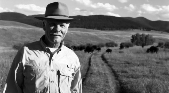 Few Americans have done more to protect and preserve a species than Ted Turner has with the bison.