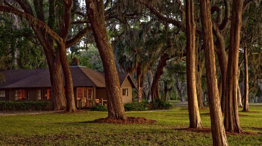 Historic Cabin Bluff