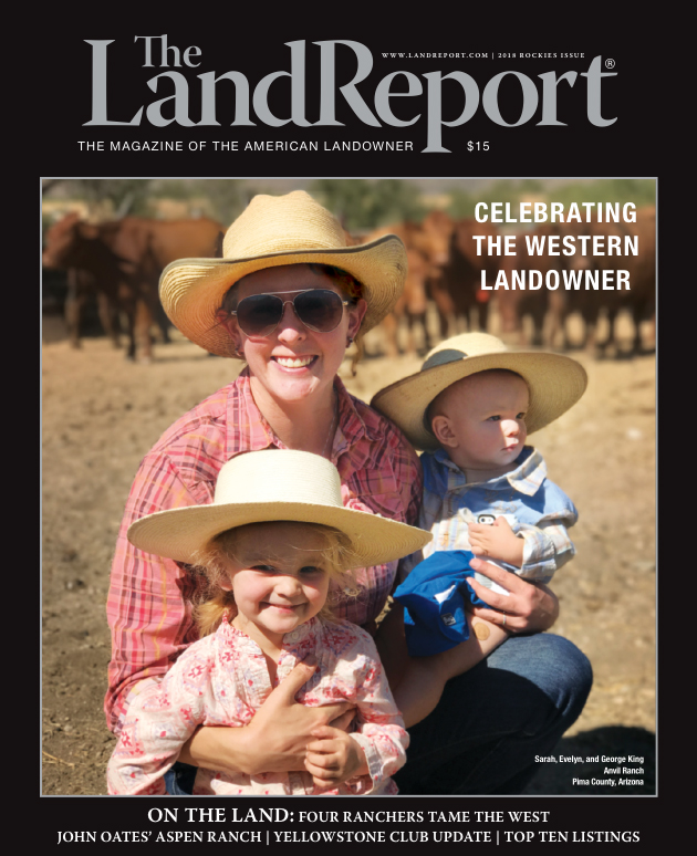 The Land Report Rockies 2018 issue